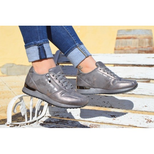 Sneakers Wavei gris